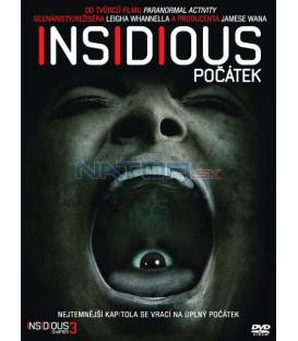 INSIDIOUS: POČÁTEK (Insidious 3) DVD
