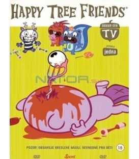 Happy Tree Friends 1 DVD