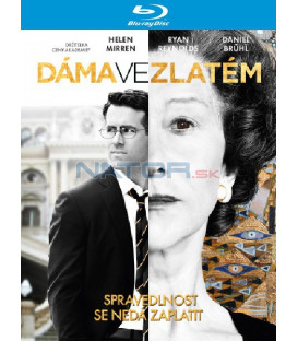 DÁMA VE ZLATÉM (Woman in Gold) Blu-ray