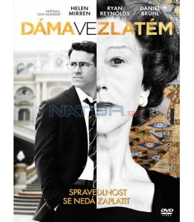 DÁMA VE ZLATÉM (Woman in Gold) DVD