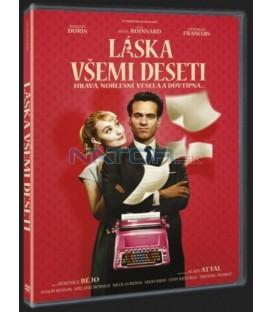 Láska všemi deseti (Populaire) DVD