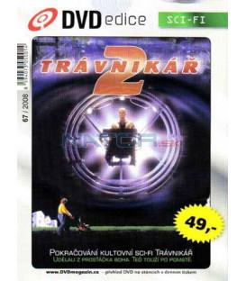 Trávníkář 2: Odvrácená strana vesmíru (Lawnmower Man 2: Beyond Cyberspace) DVD