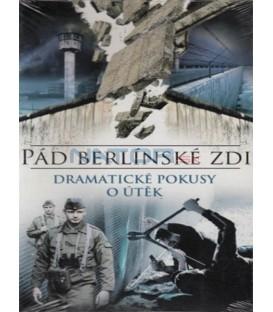 Pád Berlínské zdi (Rise and Fall of the Berlin Wall) DVD