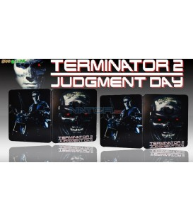 Terminátor 2: Den zúčtování  (Terminator 2: Judgment Day) Blu-ray STEELBOOK