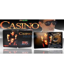Casino - Blu-ray STEELBOOK
