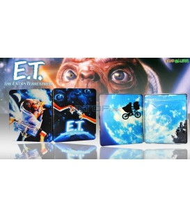 E.T. - Mimozemšťan (E.T.: The Extra-Terrestrial)  Blu-ray STEELBOOK