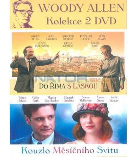 Woody Allen kolekce: Kouzlo měsíčního svitu + Do Říma s láskou 2XDVD