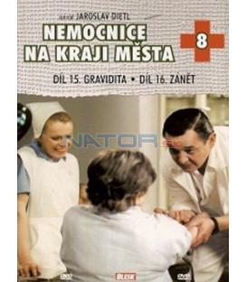Nemocnice na kraji města 8 - díly 15 a 16 DVD