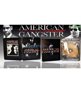 Americký gangster (American Gangster) Blu-ray STEELBOOK