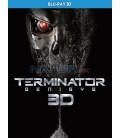 TERMINATOR 5: GENISYS - 3D Blu-ray