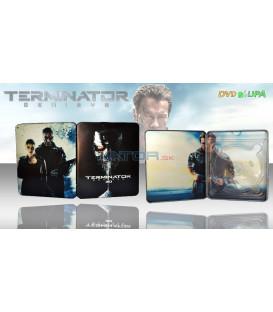 TERMINATOR 5: GENISYS - 3D Blu-ray STEELBOOK