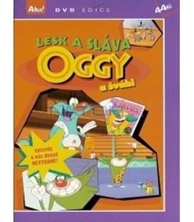 Oggy a švábi - Lesk a sláva (Oggy and the Cockroaches) DVD