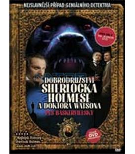 Dobrodružství Sherlocka Holmese a doktora Watsona: Pes baskervillský(Sobaka Baskervilej)