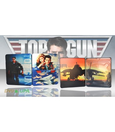 TOP GUN - S.E. BLU-RAY STEELBOOK