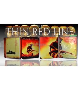 Tenká červená linie  (The Thin Red Line) Blu-ray STEELBOOK