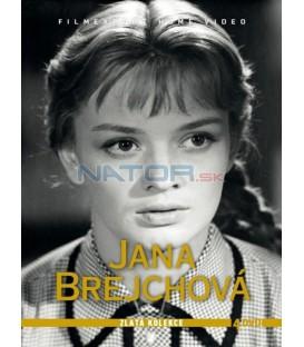 Jana Brejchová – kolekcia 4 DVD