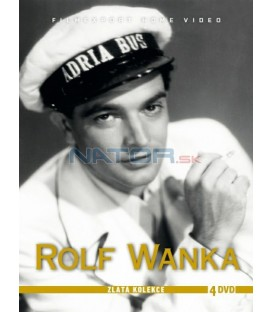 Rolf Wanka – kolekcia 4 DVD