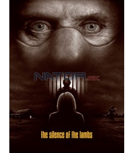 Mlčení jehňátek (The Silence of the Lambs) 1991 Blu-ray STEELBOOK