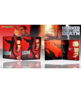 Muž s cejchem smrti (Marked for Death) Blu-ray STEELBOOK