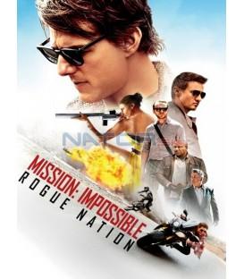 Mission: Impossible 5 – Rogue Nation (Národ grázlů) Blu-ray STEELBOOK
