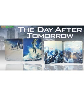 Den poté (Day after Tomorrow) BLU-RAY STEELBOOK