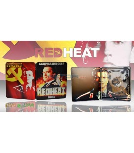 Rudé horko (Red Heat) Blu-ray STEELBOOK