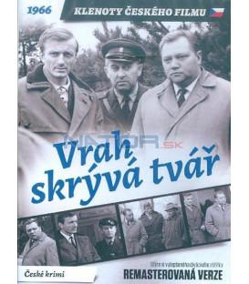 VRAH SKRÝVÁ TVÁŘ (Remasterovaná verze) - DVD