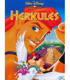 Herkules (Hercules) DVD
