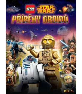 Lego Star Wars: Příběhy droidů 1 (Lego Star Wars: Droid Tales: Volume 1) DVD