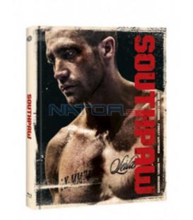 BOJOVNÍK ( Southpaw) Blu-ray mediabook - limitovaná edice