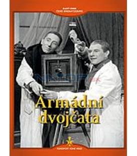 Armádní dvojčata DVD