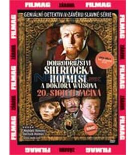 Dobrodružství Sherlocka Holmese a doktora Watsona: 20. století začíná DVD (Dvadtsatyj věk načinajetsja)
