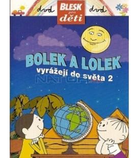 Bolek a Lolek vyrážejí do světa 2 (Bolek i Lolek wyruszaja w swiat 2) DVD