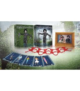 Střihoruký Edward (Edward Scissorhands Edice 25. výročí MEGASET)  Blu-ray