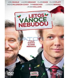 Letos Vánoce nebudou (Merry Friggin Christmas) DVD
