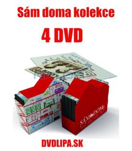 Kolekce: Sám doma 4 DVD