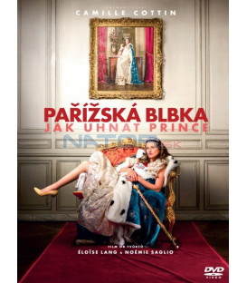 Pařížská blbka (Connasse, Princesse des coeurs) DVD