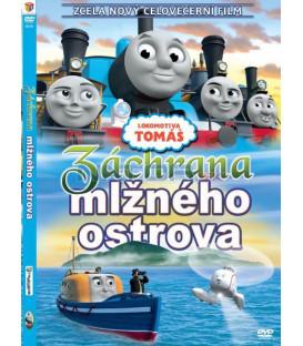 Lokomotiva Tomáš: Záchrana mlžného ostrova DVD