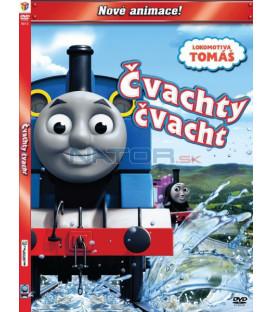 Lokomotiva Tomáš: Čvachty čvacht DVD