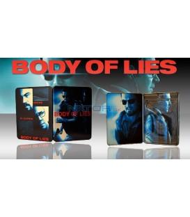 Labyrint lží (Body of Lies) BLU-RAY STEELBOOK