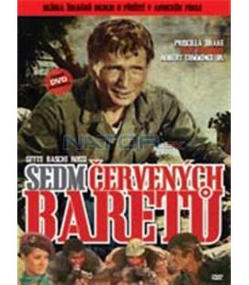 Sedm červených baretů DVD (Sette baschi rossi)
