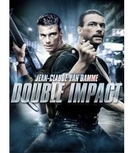 Dvojitý zásah  (Double Impact) Blu-ray STEELBOOK