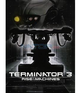 Terminátor 3: Vzpoura strojů  (Terminator 3: Rise of the Machines) Blu-Ray STEELBOOK