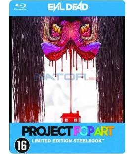 Lesní duch (Evil Dead) POP ART Steelbook