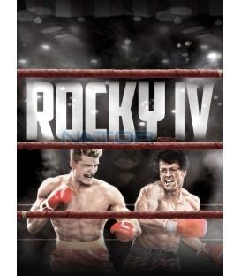 Rocky IV. Blu-ray STEELBOOK