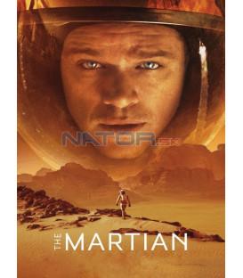 Marťan (The Martian)  Blu-ray 3D STEELBOOK