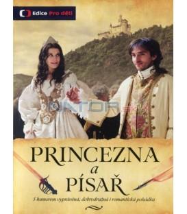 PRINCEZNA A PÍSAŘ DVD