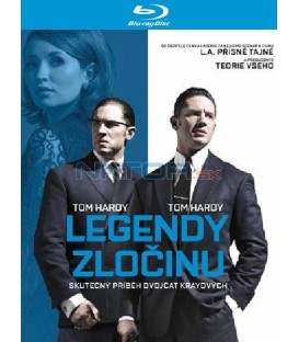 LEGENDY ZLOČINU (Legend) Blu-ray