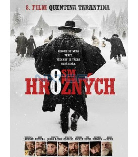 OSM HROZNÝCH (The Hateful Eight)  DVD