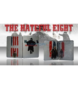 OSM HROZNÝCH (The Hateful Eight) Blu-ray STEELBOOK